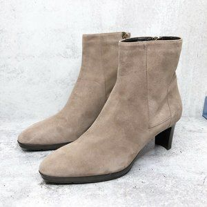 AQUATALIA Suede Weatherproof Ankle Boots
